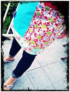 kunterbunter Rock / colorful skirt