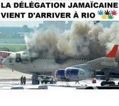Combien de joints pour autant de fumée? #joint #chit #haschich #dopage #petard La délégation jamaïcaine vient d'arriver à Rio de Janeiro pour les JO 2016. Voilà comment on fait les gros joints en Belgique ! Comment s'appelle la drogue alsacienne ? ................
