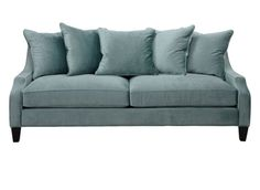 Brighton Sofa - Aquamarine | Sofas | Furniture | Z Gallerie