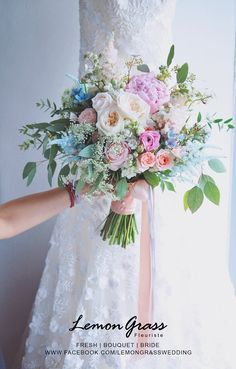 bridal colors and overall style