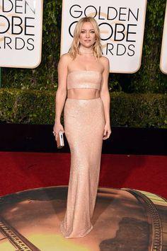 Kate Hudson - my Golden Globes best dressed list