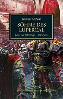 El Descanso del Escriba: Ultima hora!:Sons of Lupercal de Graham McNeill