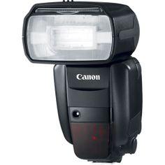 Canon - Speedlite 600EX-RT External Flash
