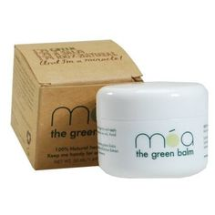 This multipurpose balm from Iceland is your new go to for any skin issue. Moa, around $6, thegreenbalm.com