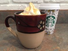 How To Make A Starbucks Toasted Graham Latte At Home, And Enjoy This Seasonal Beverage All Year Long | Bustle