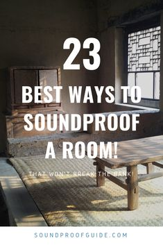 How to soundproof a room // soundproofing // soundproof // soundproof room // room soundproofing // diy soundproofing // diy room soundproofing // diy… – Renovation – definition of renovation by The Free Dictionary Soundproofing Walls, Soundproof Windows, Diy Soundproof Room, Home Studio Musik, Music Studio Room, Audio Studio, Studio Desk, Recording Studio Setup, Recording Booth