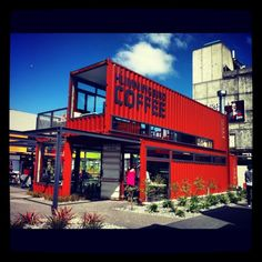 Christchurch Re:start project. Inspiring stuff.