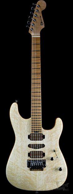 Charvel Custom Shop Guthrie Govan Signature San Dimas Birdseye - Wild West Guitars