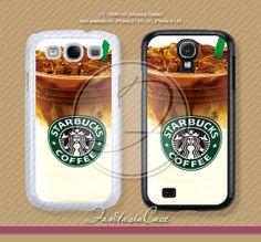 Starbucks Coffee Samsung Galaxy S4 case Samsung by fantasiacases, $3.99