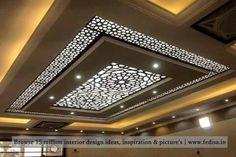 False Ceiling Under Cement Sheet Images & Inspiration | Fedisa