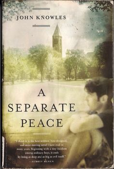 Analysis Of A Separate Peace – Essay
