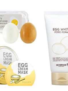 Eggs: delicious in an omelet, excellent for fighting blackheads? I've been using egg whites on my skin for the past few months, and let me just say I am officially hooked. If you're unfamiliar...