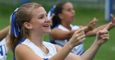 A Coach's Guide to Youth Cheerleading