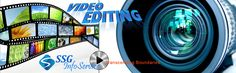We provides best quality audio and video editing services all over india @  http://www.ssginfoservice.com/video-editing-services.html
