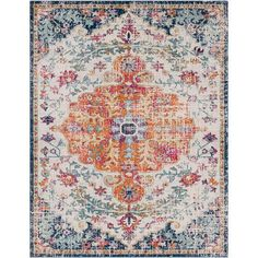 Harput Rectangular: 7 Ft. 10-Inch x 10 Ft. 3-Inch Rug - (In No Image Available)