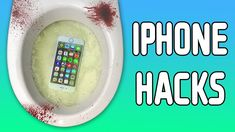 DIY Crazy iPhone Hacks For School   Use iPhone In Class   Toilet iPhone,...