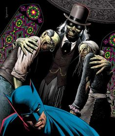 Batman ~ Brian Bolland