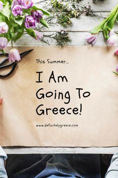 From North to South experience the Greece you have heard about, studied and dreamed of. Travel with us. #itinerary #trips #travel #nature #culture #countryside Greece | explore | culture
