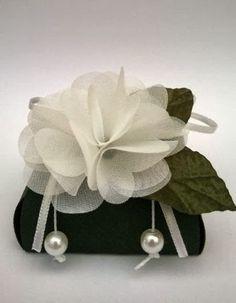Fina Flor Bem Casados: Bem Casado na caixinha com flor