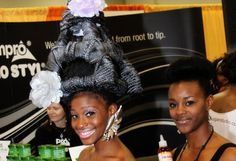 Fall 2012 World Natural Hair Show Recap -- Taliah Waajid World Natural Hair Show proves once again that the natural hair movement is much more than a fad. #naturalhair http://www.naturallycurly.com/curlreading/trends/fall-2012-world-natural-hair-show-recap