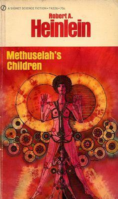 Methuselah's Children, Robert Heinlein