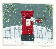 Sharon Blackman: christmas designs...