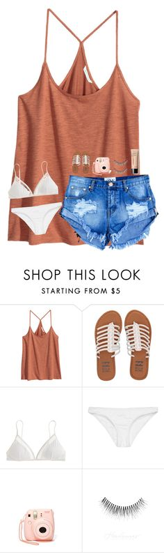 """""""HAPPY 6 MONTH FRIENDAVERSARRY LP!!"""" by southern-belle606 ❤ liked on Polyvore featuring Billabong, J.Crew, Rip Curl and Bobbi Brown Cosmetics"""