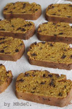 Cake d'automne au potimarron et chocolat