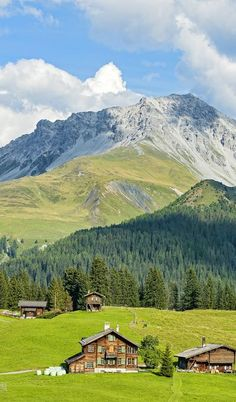 Arosa, Switzerland I could live here Beautiful World, Beautiful Places, Winterthur, Zermatt, Zurich, Beautiful Landscapes, Places To See, Holland, Travel Destinations