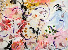 """Saatchi Online Artist Robert Saunders; Painting, """"EAOMQ"""" #art"""