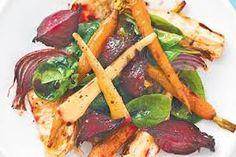 Image result for roast vegetable salad