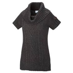 Amazon.com: Columbia Cabled Cutie Tunic Sweater - Women's: Clothing