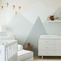 Peak-a-boo - Nursery Ideas - Sunset