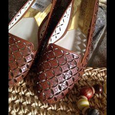 ❤️WHO LIKES MIKE❤️ MICHAEL KORS FLATS... NEW, NEVER WORN.... NO BOX❤️ Michael Kors Shoes Flats & Loafers