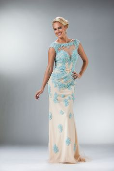 Ulgy Elegant Evening Gowns