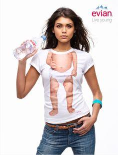 #Evian: We're all babies inside #pubblicità #ads