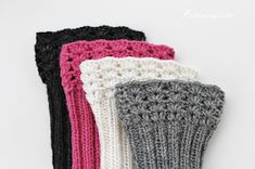 Prinsessajuttu: Villasukat x 5, piristystä perussukkiin Knitting Socks, Diy Fashion, Mittens, Diy And Crafts, Knit Crochet, Winter Hats, Slippers, Crocheting, Knitting And Crocheting