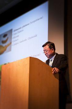 A report from the International Iridoid Research Symposium.  Chemists, toxologists, microbiologists and food scientists numbered among the day's featured guests.   Could be the top health discovery of the century!