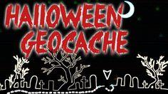 Epic Halloween GEOCACHE Series! Part 2