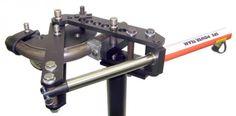 JD Squared Model 32 Hydraulic Tube bender inc Degree Ring