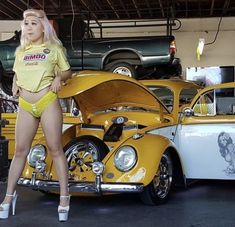 Volkswagen – One Stop Classic Car News & Tips Vw Mk1, Vw Volkswagen, Trucks And Girls, Car Girls, Classic Trucks, Classic Cars, Combi Wv, Kdf Wagen, Hot Vw