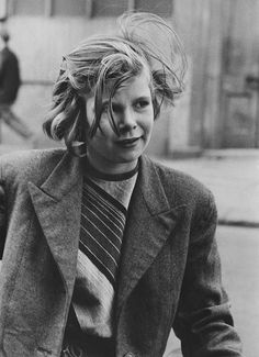 does this kid have steez or what? London, 1957