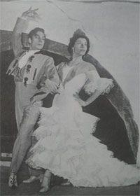 Antonio El Bailarín y Rosita Segovia www.elartedevivirelflamenc. com