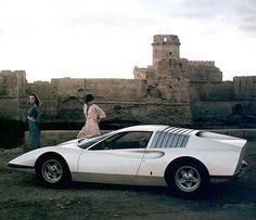 Ferrari P6 (Pininfarina), 1968