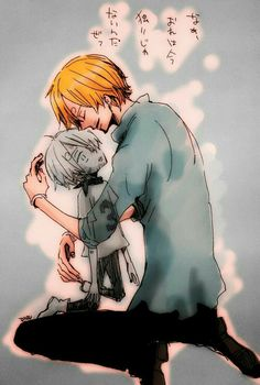 Sanji, sad, text, young, childhood, different ages, time lapse, hugging; One Piece