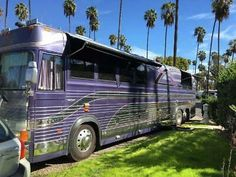 Prevost Coach, Used Bus, Trailers, Motors, Country, Link, Vehicles, Ebay, Rural Area
