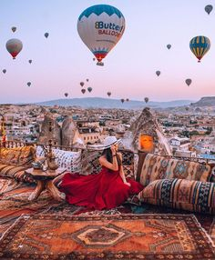 Top 15 places to visit in cappadocia, turkey. Travel Pictures, Travel Photos, Voyager Loin, Cappadocia Turkey, Cappadocia Balloon, Istanbul Travel, Photos Voyages, Turkey Travel, Beautiful Places To Travel