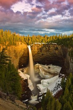 """expressions-of-nature: """" Wells Gray Provincial Park, Canada 
