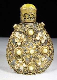 HOFFMAN perfume bottle, 1920s ~ This is exquisitely beautiful. Description from pinterest.com. I searched for this on bing.com/images