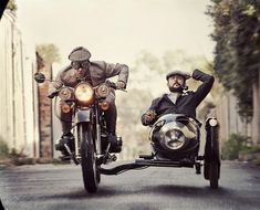 gentlemansessentials:  Distinguished Gentleman's Ride   Gentleman's Essentials